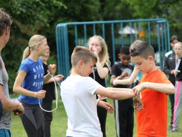 Activiteiten kinderen klassenfeest