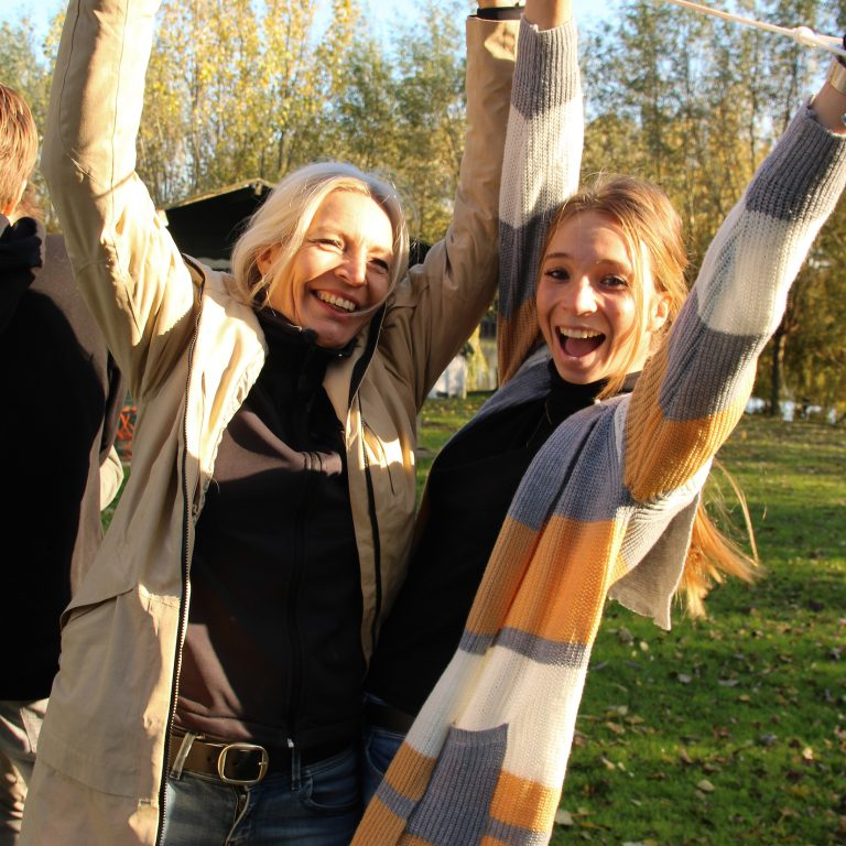 Teambuilding families