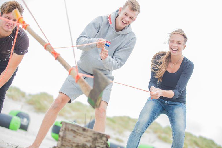 Outdoor activiteiten teambuilding