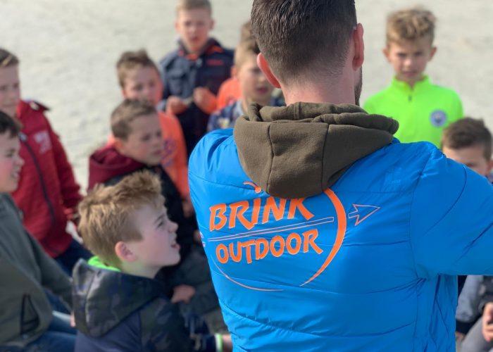 Klassenuitjes op het strand