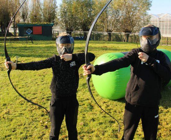 Activiteiten kinderen shoot out