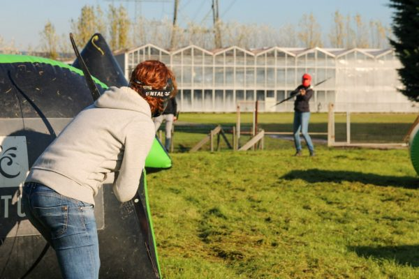 Archery Tag familie uitje