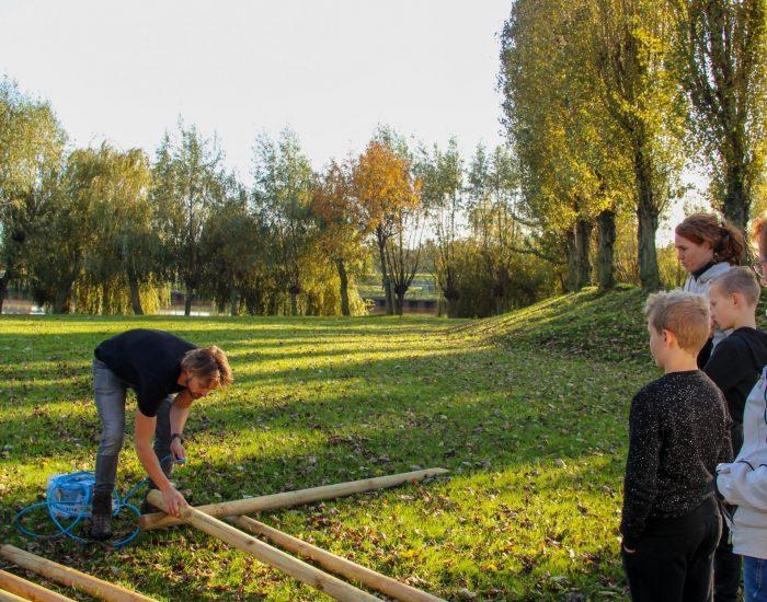 Vlotbouwen families